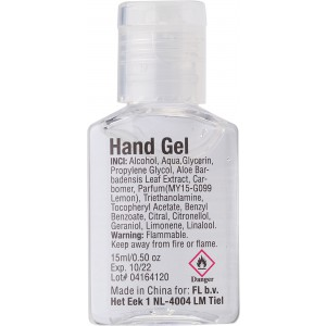 15ml Hand cleansing gel., neutral (3588-21)