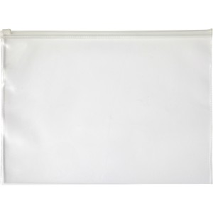 A4 Transparent PVC document folder, neutral (7901-21)