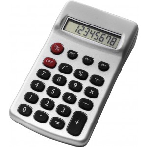 ABS calculator, silver (4501-32)