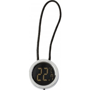 ABS digital wine thermometer, Black/silver (1770-50)