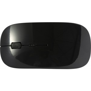 ABS wireless optical mouse, Black (8578-01)