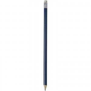 Alegra pencil with coloured barrel, blue, 19 x d: 0,7 cm (10709803)