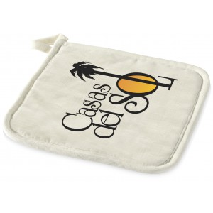 Arica pot holder, white, 18 x 18 x 0,8 cm (11260902)