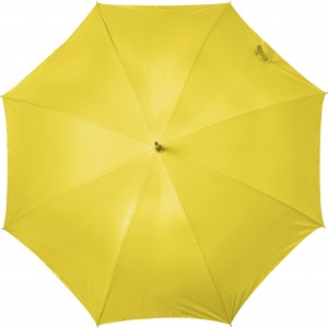 Automatic neon nylon (190T) storm proof umbrella, Neon yello (5263-365)