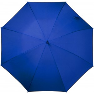 Automatic pongee (190T) storm proof umbrella., Blue (5288-05)