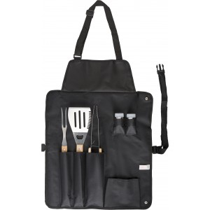 Barbecue set, Black (2631-01)