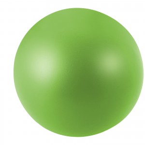 Cool round stress reliever, Lime (10210006)