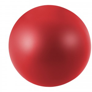 Cool round stress reliever, Red (10210002)