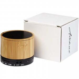 Cosmos bamboo Bluetooth? speaker, Wood (12410100)