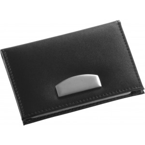 Credit card holder, Black (8734-01)