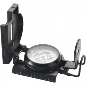 Direx compass, solid black (10020600)