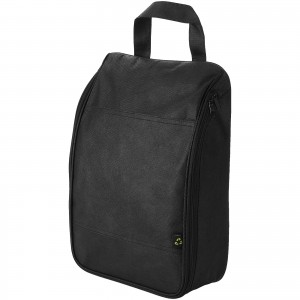 Faro non-woven shoe bag, solid black (11961800)