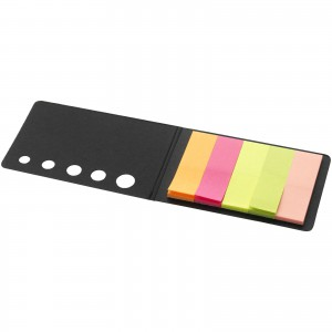 Fergason sticky notes, solid black, 8,2 x 5,8 x 0,4 cm (10627000)