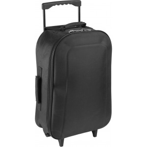 Foldable travel trolley, Black (9327-01)