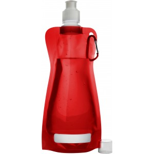 Foldable water bottle, Red (7567-08)