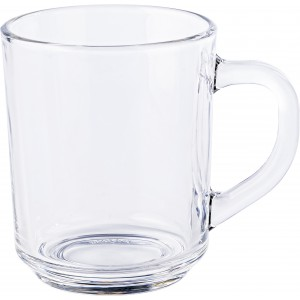 Glass tea mug (260ml), neutral (7384-21)