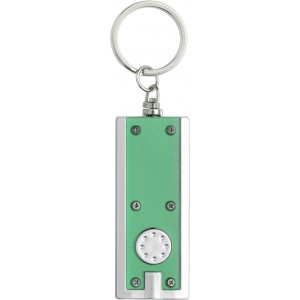 Key holder with a light, Green (1992-04)
