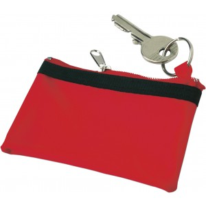 Key wallet, red (9124-08)