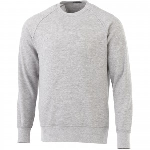 Kruger crew sweater, HEATHER GREY (3822494)
