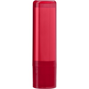 Lip balm stick with SPF 15 protection., Red (9534-08)