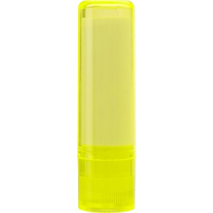 Lip balm stick with SPF 15 protection., Yellow (9534-06)