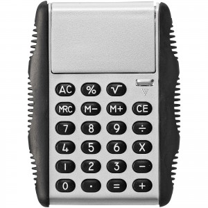 Magic calculator, Silver, solid black (Calculators)