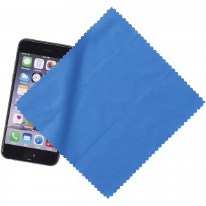 Microfiber Cleaning Cloth In Case, blue, 15 x 15 cm (13424301)