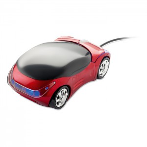 Mouse in car shape (MO7187-05)