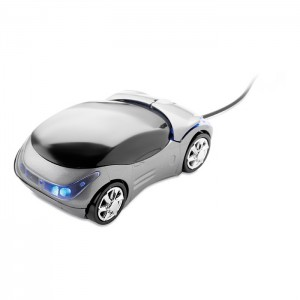Mouse in car shape (MO7187-18)