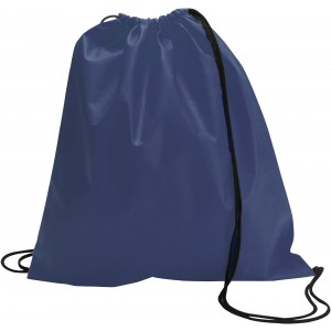 Nonwoven drawstring backpack, Blue (6232-05)