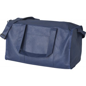Nonwoven sports bag, Blue (7606-05)