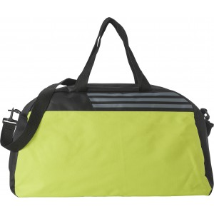 Polyester (600D ripstop) sports bag, Light green (7677-19)