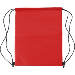 Polyester coolerbag, red (8513-08)