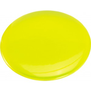 PVC button badge, Yellow (8961-06)
