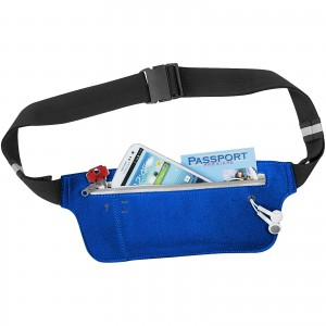 Ranstrong adjustable waist band, blue, 29 x 11,5 cm (10040901)