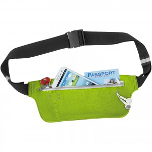 Ranstrong adjustable waist band, green, 29 x 11,5 cm (10040902)