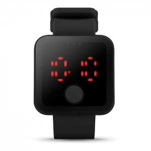 Red LED watch (MO8653-03)