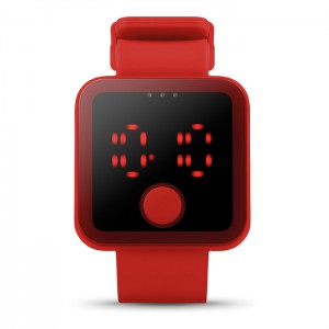 Red LED watch (MO8653-05)