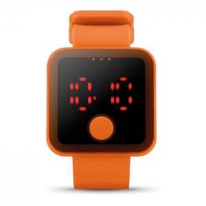 Red LED watch (MO8653-10)