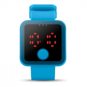 Red LED watch (MO8653-12)