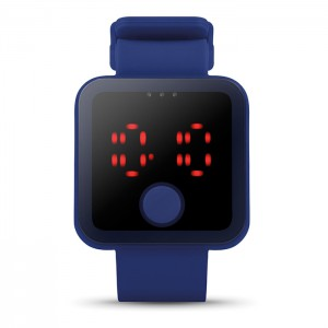 Red LED watch (MO8653-37)