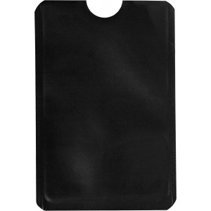 RFID card holder, Black (8185-01)