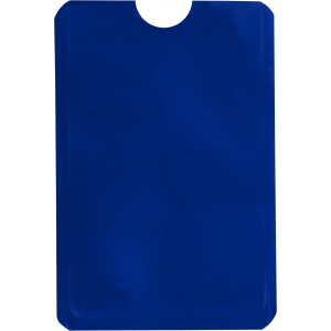 RFID card holder, Blue (8185-05)