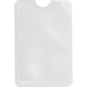 RFID card holder, White (8185-02)