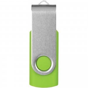 Rotate Basic USB 32GB, green, 5,8 x 1,9 x 1 cm (Pendrive)