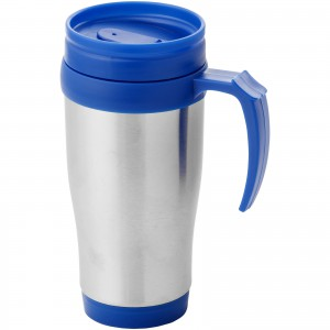 Sanibel insulated mug, grey, 12 x 18 x d: 8 cm (10029600)