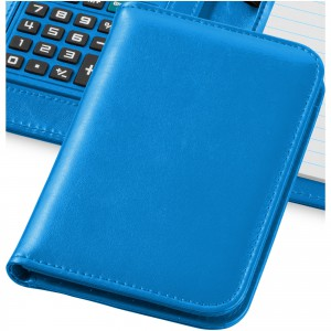 Smarti calculator notebook, blue, 16,7 x 11,3 x 2,2 cm (10673406)