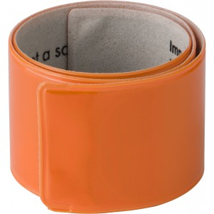 Snap armband, orange (6084-07CD)