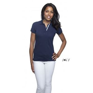 SOLS PORTLAND WOMEN - WOMEN POLO SHIRT (SO00575FN)