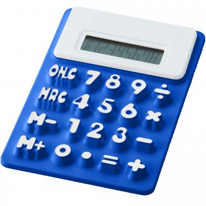 Splitz flexible calculator, Royal blue (12345403)